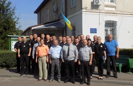 У Буську відзначили другу річницю Дня Національної поліції України