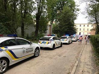 У Львові визволили заручників, яких захопив пацієнт у львівській психіатричні лікарні