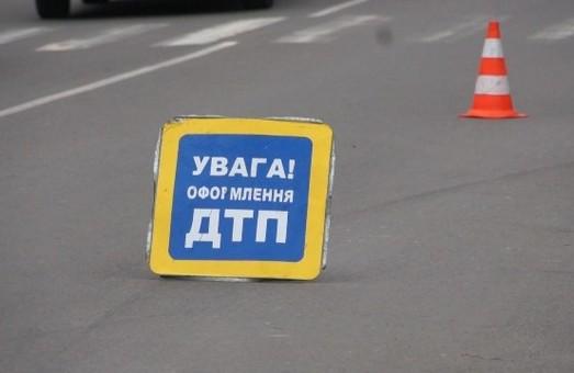 П'яний водій збив двох школярів. Золочів