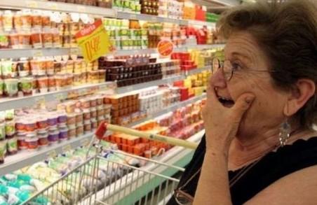 Ціни в Україні виросли на 8%