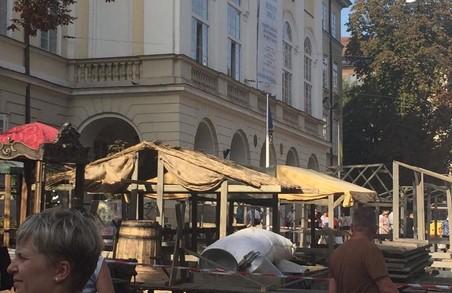 «Шляхетні волоцюги» у Львові. Зйомки фільму розпочато