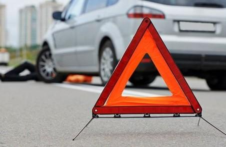 Водій збив людину і втік із місця – ДТП на проспекті Чорновола