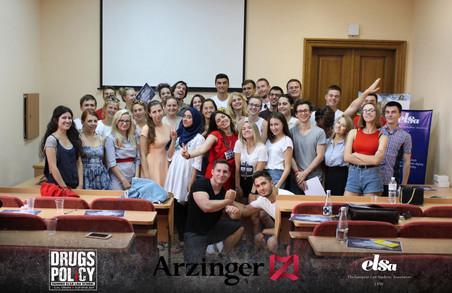 Літня правова школа з наркополітики вперше відбулась у Львові
