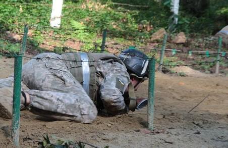 На Львівщині стартували змагання підрозділів розвідки на першість Збройних Сил України