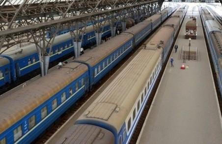 До Дня Незалежності до Львова прибуде додатковий потяг