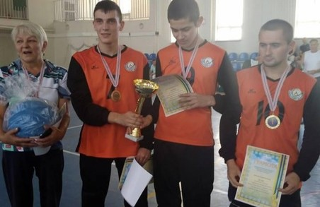 Представники Львівщини перемогли у відкритому Кубку Донбасу з голболу