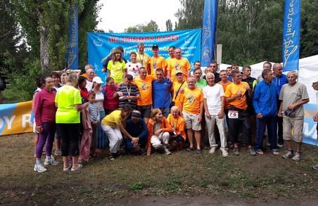 Лариса Лабарткава з Львівщини стала переможницею змагань з добового бігу