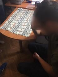 На Львівщині СБУ затримала на хабарі слідчого поліції
