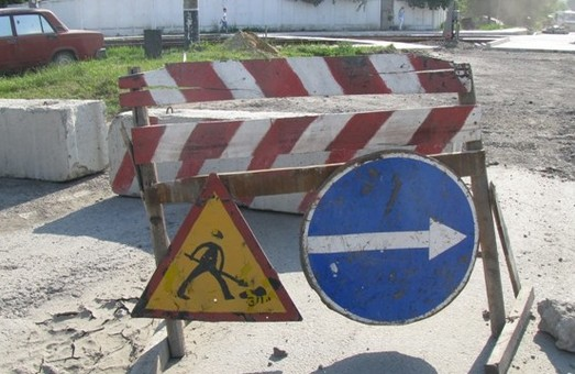 Дорога на Пустомити закрита до грудня