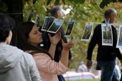 """""""Моя Незалежність"""": у сквері навпроти ЛОДА благодійна виставка просто неба (ФОТО)"""
