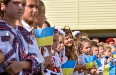 Президент України бере участь у відкритті школи неподалік Львова