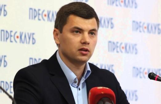 Ігор Коць склав повноваження голови Львівської міської організації ВО «Батьківщини»