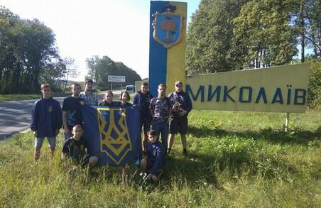 Активісти Національного Корпусу продовжують знайомити мешканців Львівщини зі своїм рухом