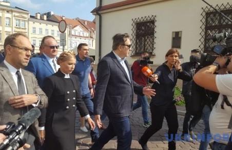У альянса Тимошенко, Саакашвілі, Гриценко та Наливайченка немає майбутнього - експерти