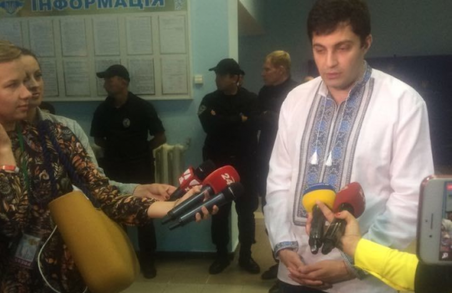 Суд у Львові визнав обґрунтованою підозру Сакварелідзе