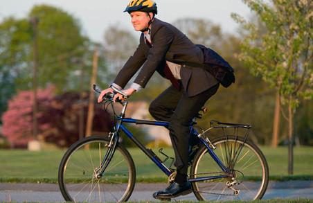 Львів'ян закликають до акції «Велосипедом на роботу»