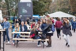 Сьогодні у Львові розпочався Lviv Coffee Festival: фото