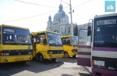 Львів`яни не хочуть працювати водіями маршруток