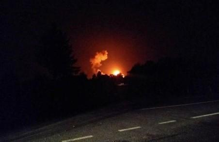 НС на Вінничині: евакуація триває, вибухи лунають рідше