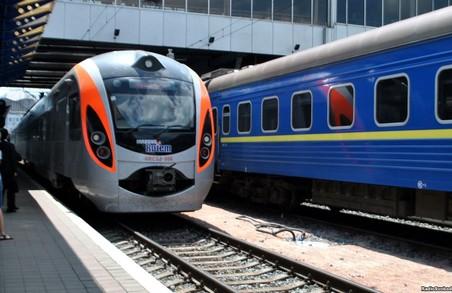 Потяг «Львів-Херсон-Львів» затримується через НС у Вінниці