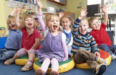 У Львові дітей, які не потрапили до садочку, прийматимуть до груп короткотривалого перебування