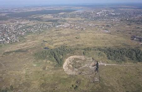 По периметру провалля на Львівщині встановлена охорона
