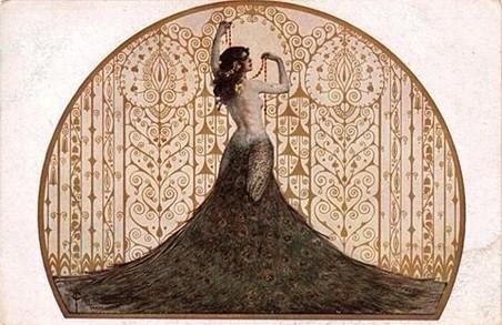 У Львівській галереї мистецтв - виставка ретро-листівок з інтимними переписками