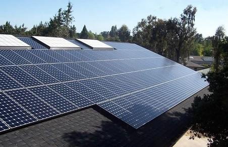 Школа та лікарня у Львові використовуватимуть сонячну енергію