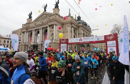 Grand Prix Lviv Half Marathon 2017 відбудеться у Львові наприкінці жовтня