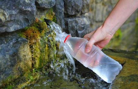 З 1 грудня буде введено плату за вхід до бювету мінеральних вод у Трускавці
