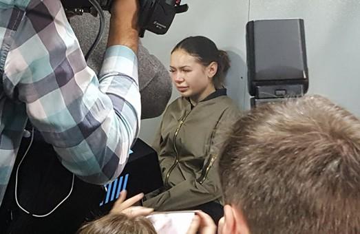 В аналізах учасниці резонансної ДТП у Харкові знайшли опіати - йде суд з обрання запобіжного заходу