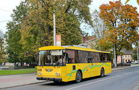 У Львові планують модернізувати ще два тролейбуси