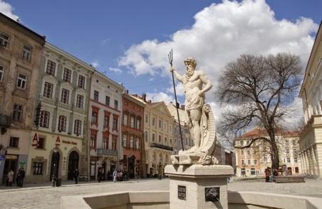 Сезон фонтанів у Львові закінчився