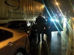 У Львові сталася ДТП через п`яного водія