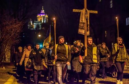 Львів`ян запрошують взяти участь у нічній прощі до Страдча