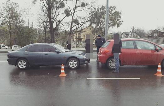У Львові патрульні затримали водія під кайфом