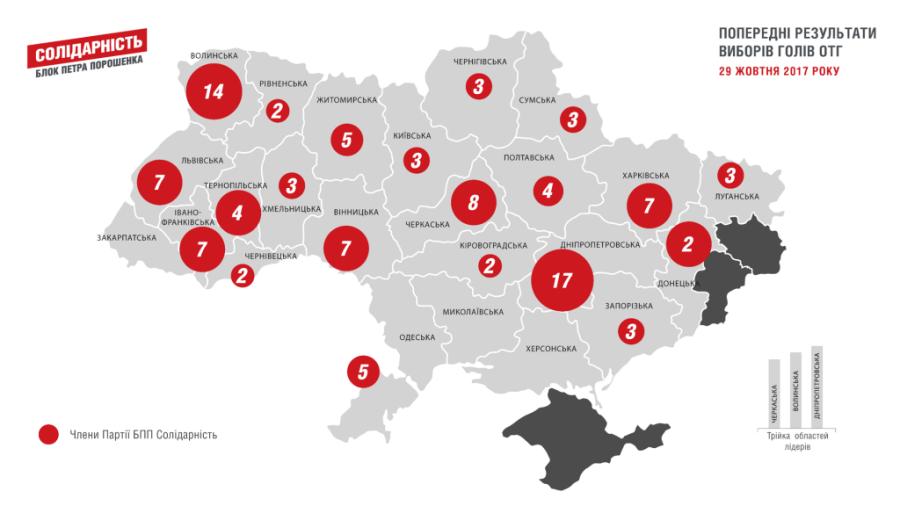 Новообрані голови ОТГ Львівщини розкажуть, за що саме їх ...