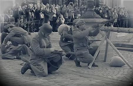 До марша слави Галицької Армії та військ УНР залишилось менше доби (відео)