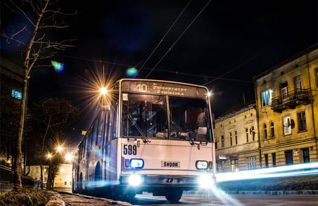 У міському транспорті Львова стане тепліше