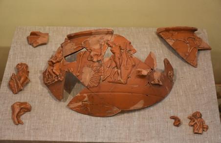 Артефакти, що свідчать про міграційність західних племен, представили на Львівщині