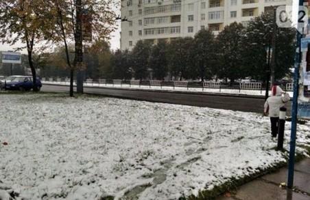 У Львові очікується значне погіршання погодних умов