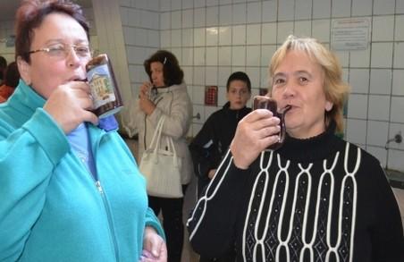 Безкоштовна «Нафтуся» скінчилася – з 1 грудня доступ до бюветів з цілющою мінеральною водою стає платним