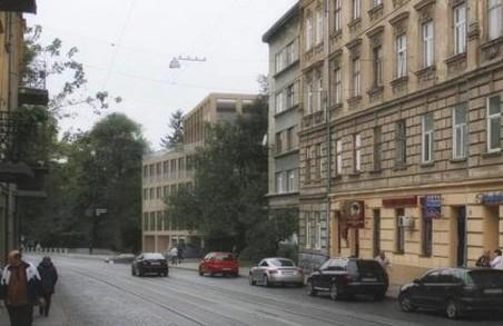 Старовинну будівлю колишнього військкомату перетворять на житловий комплекс