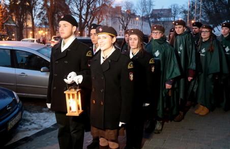 Вифлеємський вогонь урочисто передадуть Львову 17 грудня