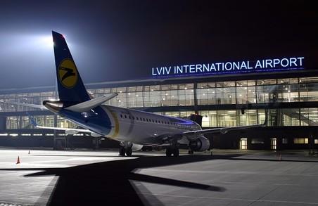 Львівський аеропорт знову став «мільйонером»