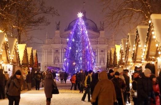 Новорічні свята у Львові: повна програма