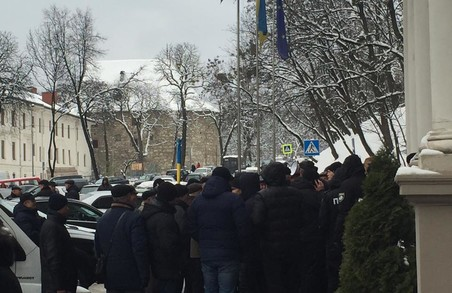 Як пройшов пікет військових пенсіонерів у Львові