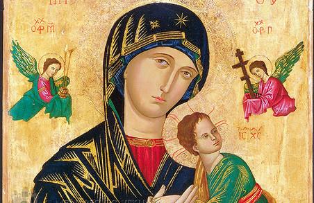 УГКЦ встановила свято Матері Божої Неустанної Помочі