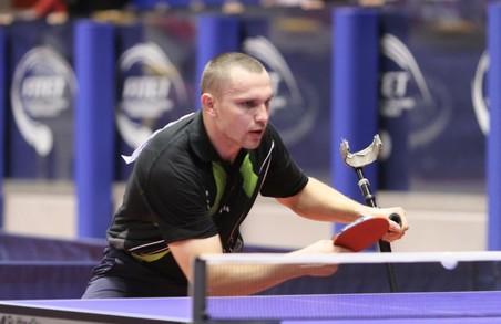 Сила духу незламна: львів'янин став кращим тенісистом – паралімпієцем 2017 року