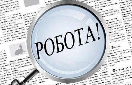 Рівень безробіття у Львівській області поступово зменшується